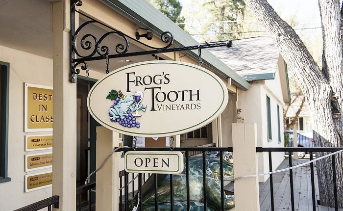 Frog S Tooth Tasting Room
